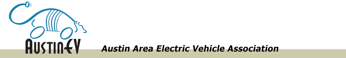 AustinEV: the Austin Area Electric Vehicle Association